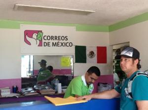 Mexican Correos