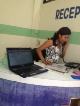 Unidad Medico Reception