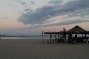 chacahua sunset