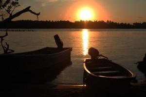 Sunset Boats 1